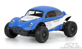 Volkswagen Full Fender Baja Bug Clear Body