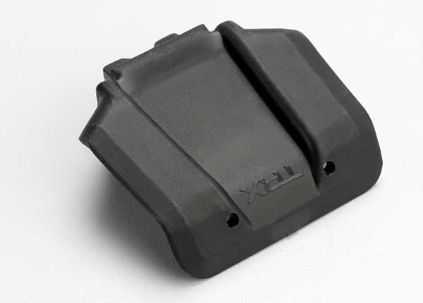 Bumper, rear (for use with mid-mounted RX battery)