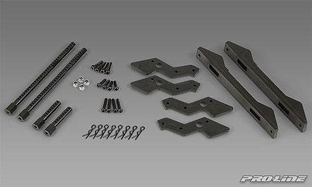 Vertical Body Mount Kit for AX10 Vertical Body Mount Kit