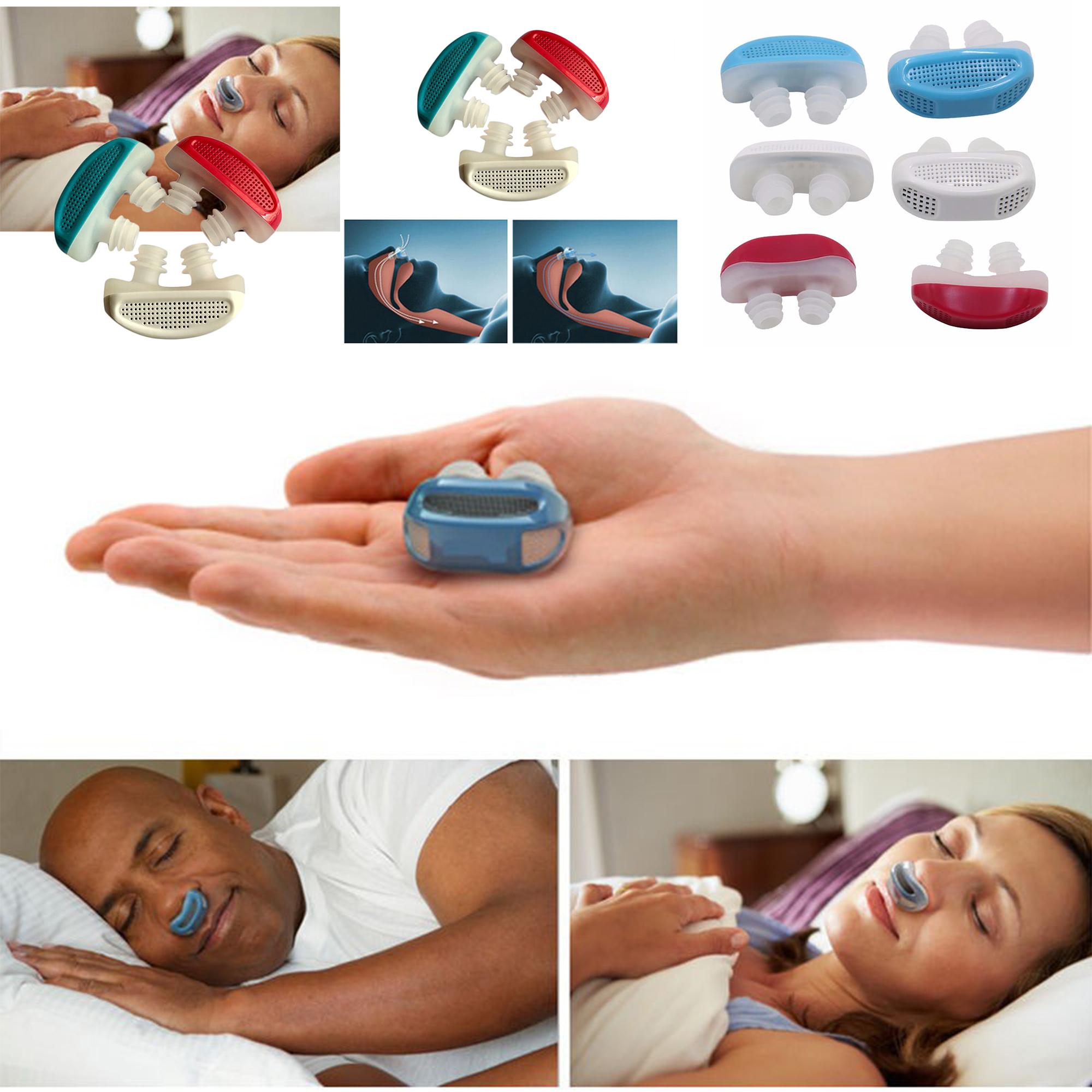 อุปกรณ์ป้องกันการนอนกรน