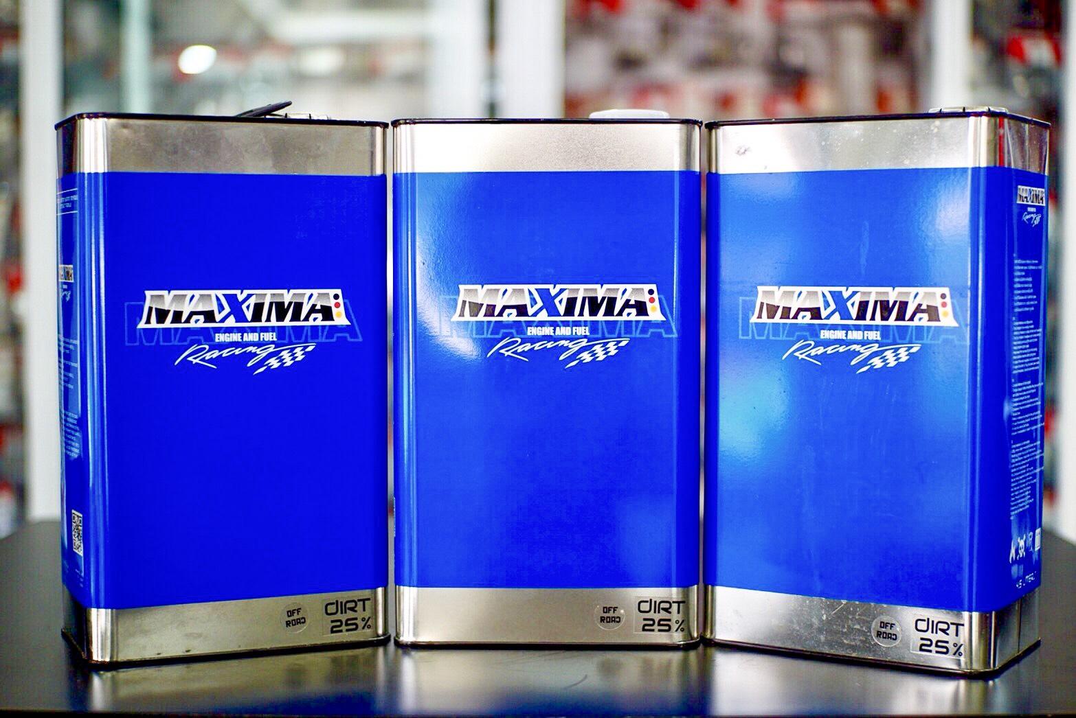 น้ำมัน Maxima Off-Road 25% 4.5 Liters
