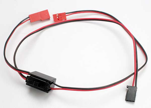 Wiring harness, on-board radio system (includes on/off switch and charge jack) (Jato)