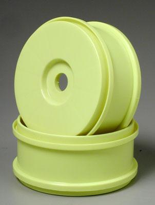 Velocity 1:8 Yellow Buggy Wheel 17mm (2-pack)