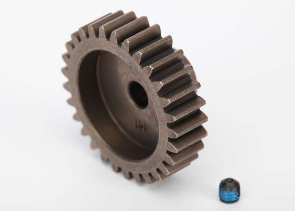 Gear, 29-T pinion (1.0 metric pitch) (fits 5mm shaft)/ set screw