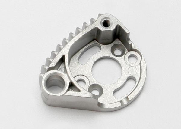 Motor mount, finned aluminum