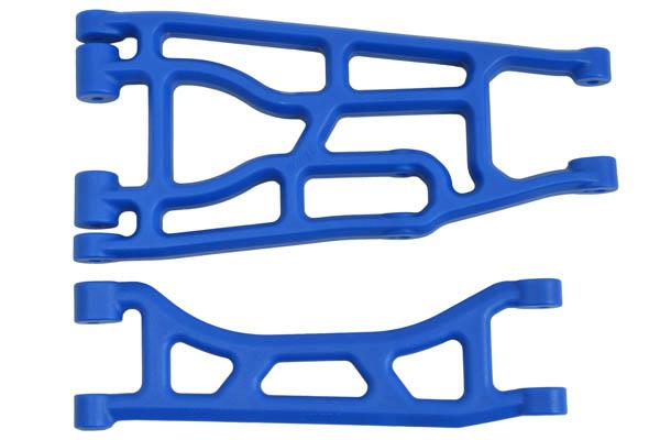 Blue Traxxas X-Maxx Upper & Lower A-arms