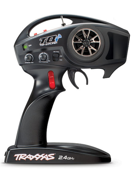 Transmitter, TQi Traxxas Link enabled, 2.4GHz high output, 4-channel (transmitter only)