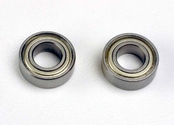 Ball bearings (6x12x4mm) (2)