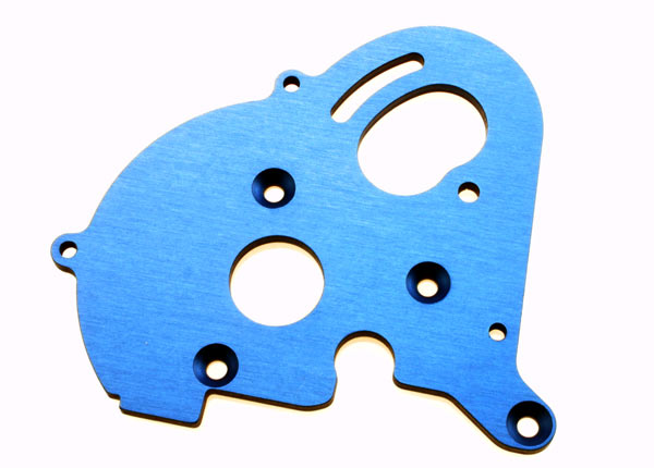 Plate, motor (for single motor installation, use gear cover #3977X)