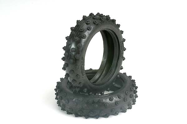 """Tires, 2.1"""" spiked (front) (2)"""