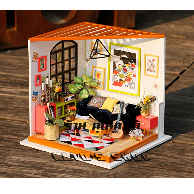 DIY House - Locus's sitting room ห้องนั่งเล่นของลูคัส