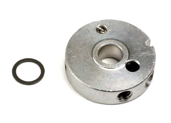 Drive hub assembly, clutch/ 6x8.5x0.5mm PTFE-coated washer (1)