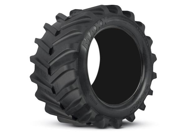 "Tires, Maxx Chevron 3.8"" (2) (fits Revo/Maxx series)"
