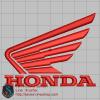 บล๊อคปัก HONDA-2