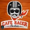 อาร์ม CAFE RACER ใหญ่