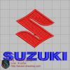 บล๊อคปัก SUZUKI-1