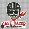 บล๊อคปัก CAFE RACER-1