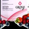Grovy อาหารเสริมสร้างโกรทฮอร์โมน สร้างภูมิคุ้มกันต้านทานโรค และความสมดุลของร่างกาย
