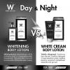 Whitening Body Lotion + White Cream โลชั่นทาผิวปกป้องและฟื้นฟูผิว **เซ็ตขายดี***