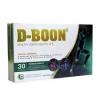 D-Boone ดีบูเน่ อาหารเสริม เสริมสร้างกระดูก บำรุงกระดูกและข้อ ลดอาการนิ้วล๊อก ปวดเมื่อย ข้อเข่ามีปัญหา บรรจุ 30