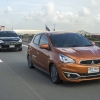 Mitsubishi Mirage รถเล็กเจนใหม่เตรียมใช้แพลตฟอร์มสหกรณ์ค่าย Nissan และ Renault