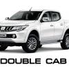 mitsubishi triton Double Cab 2018