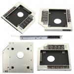 ถาดเปลี่ยนช่องใส่ CD DVD เป็น SSD HDD BAY SSD BAY 9.5 mm