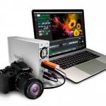 AV Pro 2 Storage Hub USB C External Drive - 3TB
