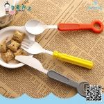 เซทช้อน ส้อม มีด (Tool - like dinnerware) by Mummily