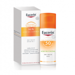Eucerin SUN Dry Touch Oil Control Face SPF50+ 50ml.