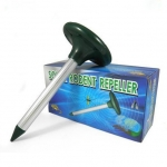 solar rodent repeller (เครื่องไล่ยุง เครื่องไล่หนู เครื่องไล่แมลงสาบ ไล่แมลงวัน พลังแสงอาทิตย์) สำเนา