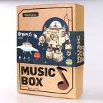 Steampunk Music Box- Orpheus รุ่นลิมิเต็ด color