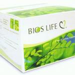 Unicity Bios Life C ไบออส ไลฟ์ ซี กล่องสีเขียว 60 ซอง
