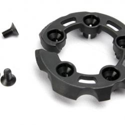 Head protector, cooling head (1)/3x6mm CCS (5) (TRX 3.3)