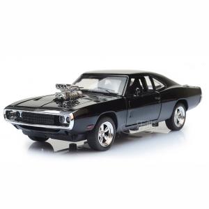 โมเดล Dodge Charger R/T 1:32 สีดำ