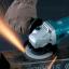 เครื่องเจียร์มือลูกหมูใบเจียร์4นิ้ว ปรับรอบได้5ระดับ MAKITA รุ่น GA4040C thumbnail 1