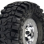 """Flat Iron (M3) Tire 2.2"""" Truck All Terrain w/Standard Foam (2-pack)"""