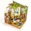 DIY house - Miller's flower house บ้านดอกไม้ของมิลเลอร์