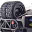 Dual Tire Spare Tire Carrier for the Traxxas Slash 2wd & Slash 4×4