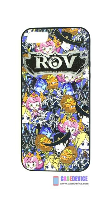 เคส iphone 5, 5s, SE ลาย ROV