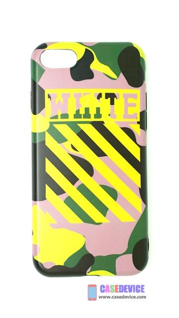 เคส iphone 7, 8 ซิลิโคน ลายทหาร