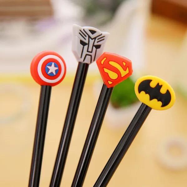 ปากกา super hero