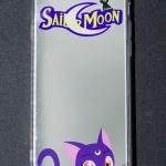 เคส iphone 7, 8 วัสดุ TPU กระจก ลายการ์ตูน SAILORMOON