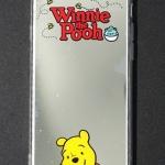 เคส iphone 7, 8 วัสดุ TPU กระจกลายหมีพูห์
