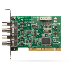 Picolo Pro 2 PCI video capture standard PAL/NTSC