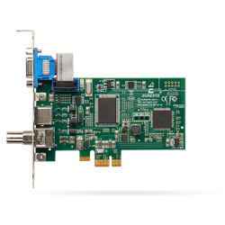 Picolo PCIe video capture card PAL/NTSC