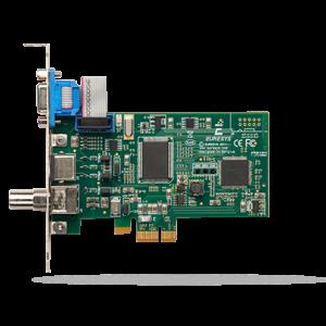 Picolo PCIe video capture card PAL/NTSC