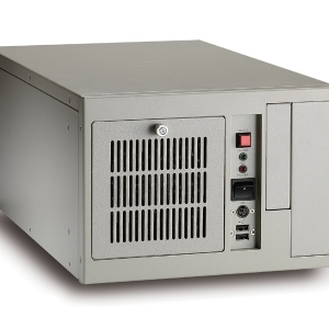 RK-607B Wallmount Industrial Chassis 6-slot