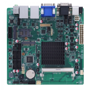MANO842 Mini-ITX Intel® Celeron® Processor J1900 (up to 2.42 GHz)