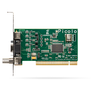 Picolo PCI video capture card PAL/NTSC
